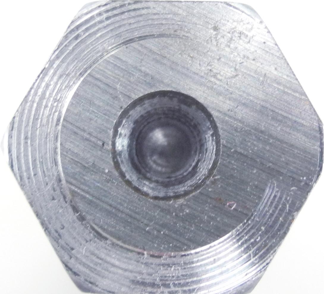 Hexagonal part machining