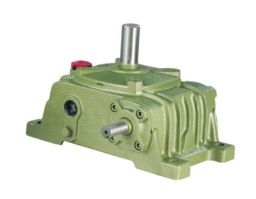Single-Stage Horizontal Worm-Gear Reducer